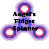 Angels Fidget Spinner icon