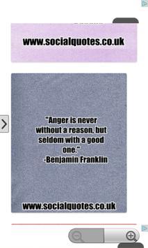 Photo Anger quotes apk screenshot