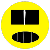 Angry jumper icon