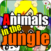 Animales en la Selva icon
