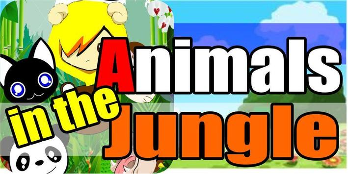 Animales en la Selva apk screenshot