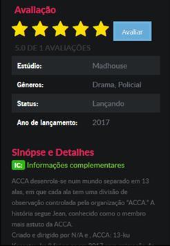 AnimeEyes screenshot 1