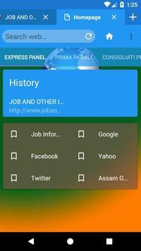 Assam Browser screenshot 3