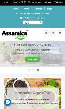 Assamica Agro poster