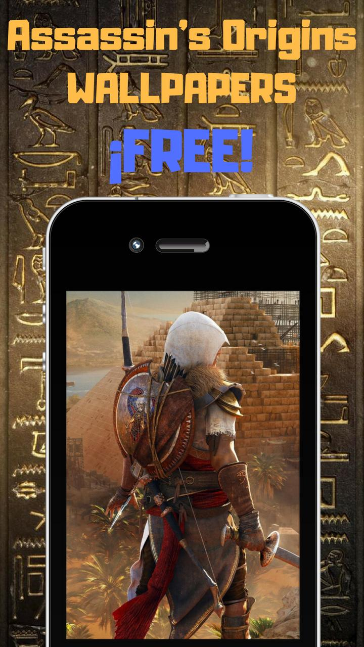 Assassin S Creed Origins Wallpaper For Android Apk Download