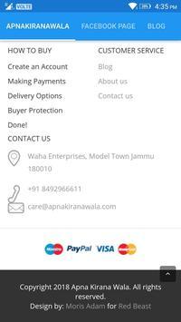 Apna Kirana Wala screenshot 1