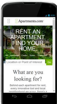 Apartments - Desktop Version poster