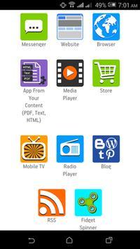 App Builder Pro screenshot 2
