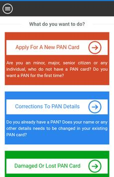 Apply pan card online services apk download free business app for apply pan card online services poster reheart Image collections