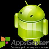 AppsGeyser App Maker icon