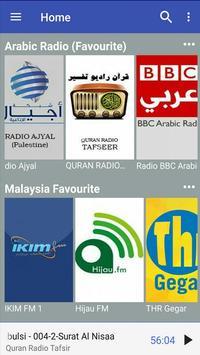 Radio Arab & Malaysia screenshot 1