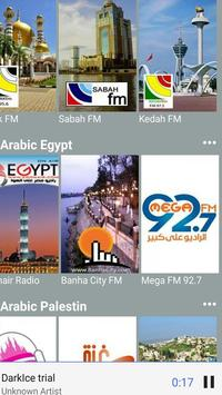 Radio Arab & Malaysia screenshot 5