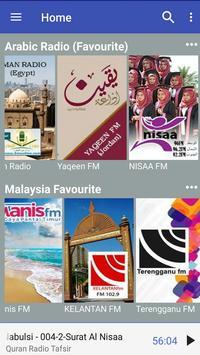 Radio Arab & Malaysia screenshot 6