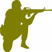 Army Shootout 3D Military Free icon