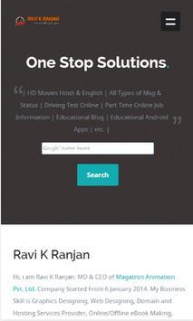 A to Z Solution apk screenshot