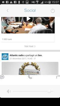 Atlantic Radio Maroc screenshot 1