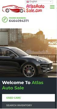Atlas Auto Sale poster