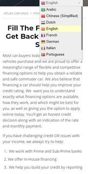 Atlas Auto Sale screenshot 4