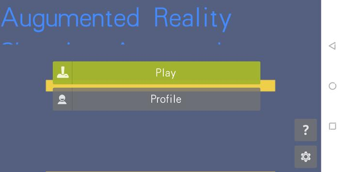 Augmented Reality Shooting App made easy screenshot 5