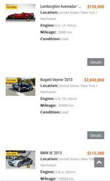 Auto Cost Calculator apk screenshot