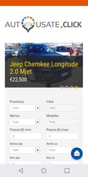 Autousate.click - Annunci auto usate Lecce poster