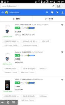 A vs F Online Shopping App screenshot 1