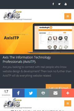 AxisITP apk screenshot