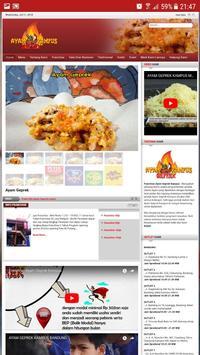 Ayam Geprek Kampus poster