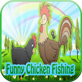 Ayam Mancing - Chicken Fishing icon