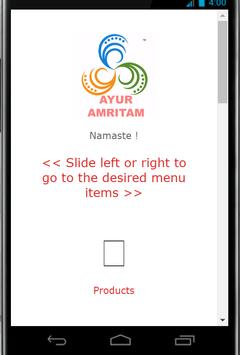 Ayur Amritam apk screenshot