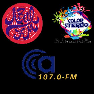 Azul Multimedia: Azul FM - Ca107 y Color Estéreo apk screenshot