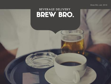 BREW BROS poster