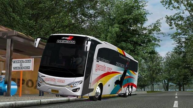Bus Simulator Indonesia V2 poster