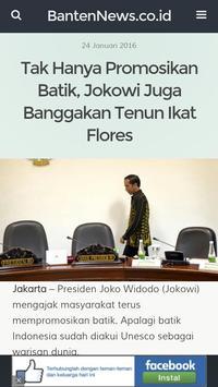 BantenNews.co.id apk screenshot