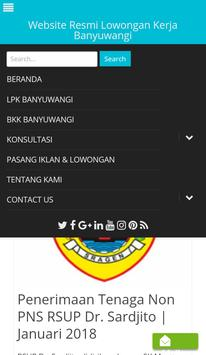 Banyuwangi Vacancy screenshot 1