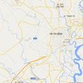 Bản đồ Việt Nam - HCM - Hà Nội