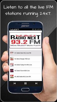 Bangla Live FM Radio - বাংলা লাইভ ফম রেডিও poster
