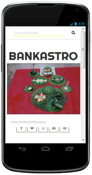 bankastro poster