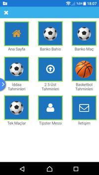 Banko Maçlar apk screenshot