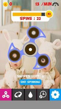 Baby Fidget Spinner poster