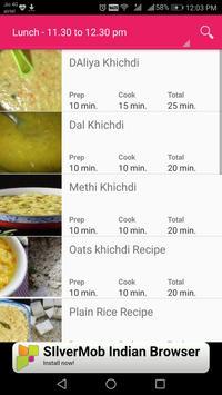 Baby Food Recipe &Toddler Meal Planner- Food chart screenshot 10