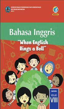Bahasa Inggris Kelas 8 poster