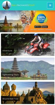 Bali Packages Tour poster