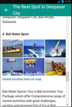 Bali Tourism and Maps screenshot 4