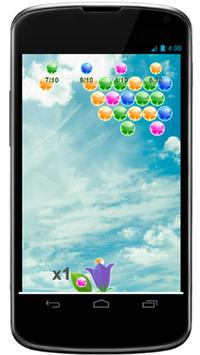Balon Patlatma:Bubble Shooter poster