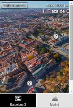 Spain 360 tour apk screenshot