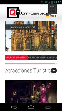 Barcelona Guide apk screenshot