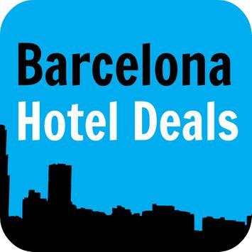 Barcelona Hotel Deals poster