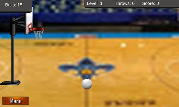 Basket ball classic screenshot 5