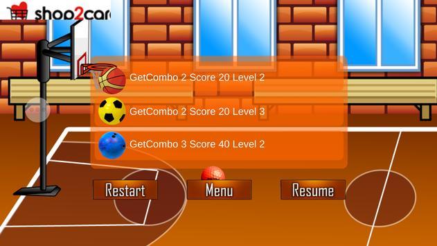 Basketball Mania Pro apk screenshot